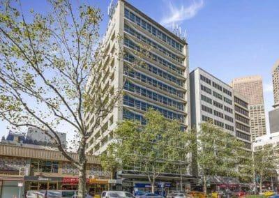 Exhibition St, Melbourne