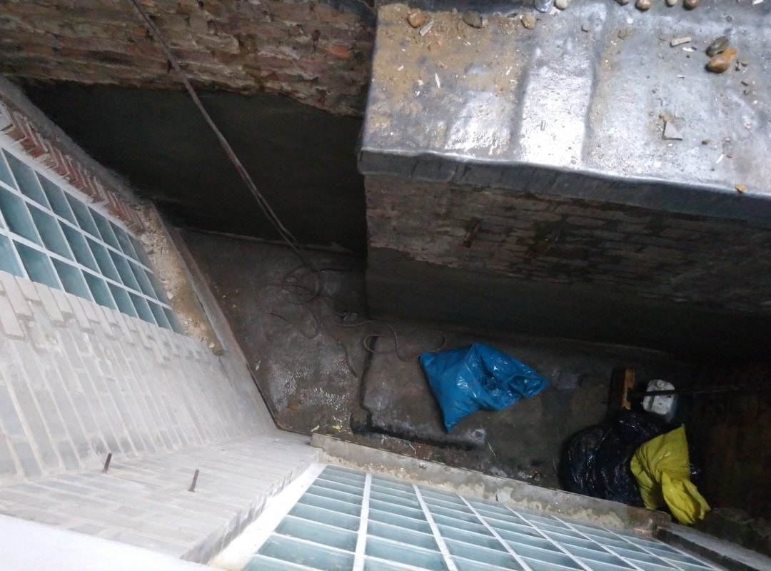 wardour st soho london concrete repairs