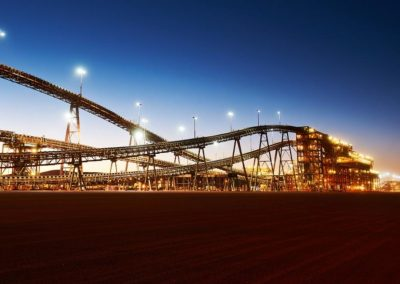 BHP Iron Ore Maintenance, WA