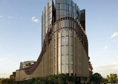 Ivanhoe Tower Upper Heidelberg Rd, Heidelberg