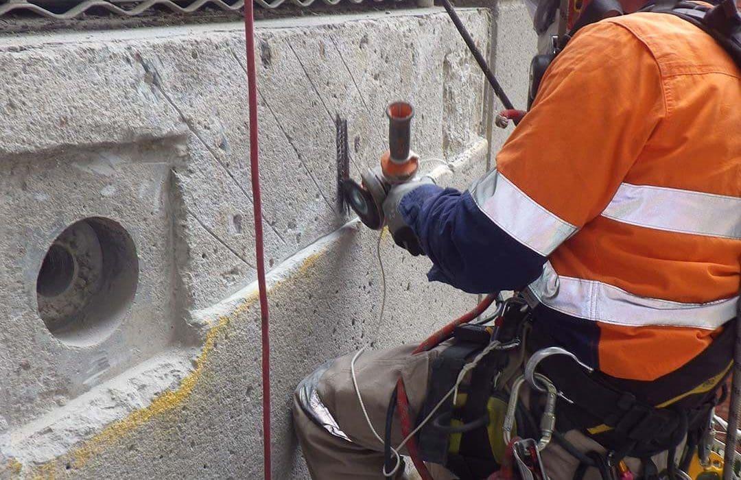 Concrete Repairs Ascension Access Service