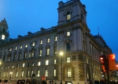 Her Majesty's Treasury, Westminster