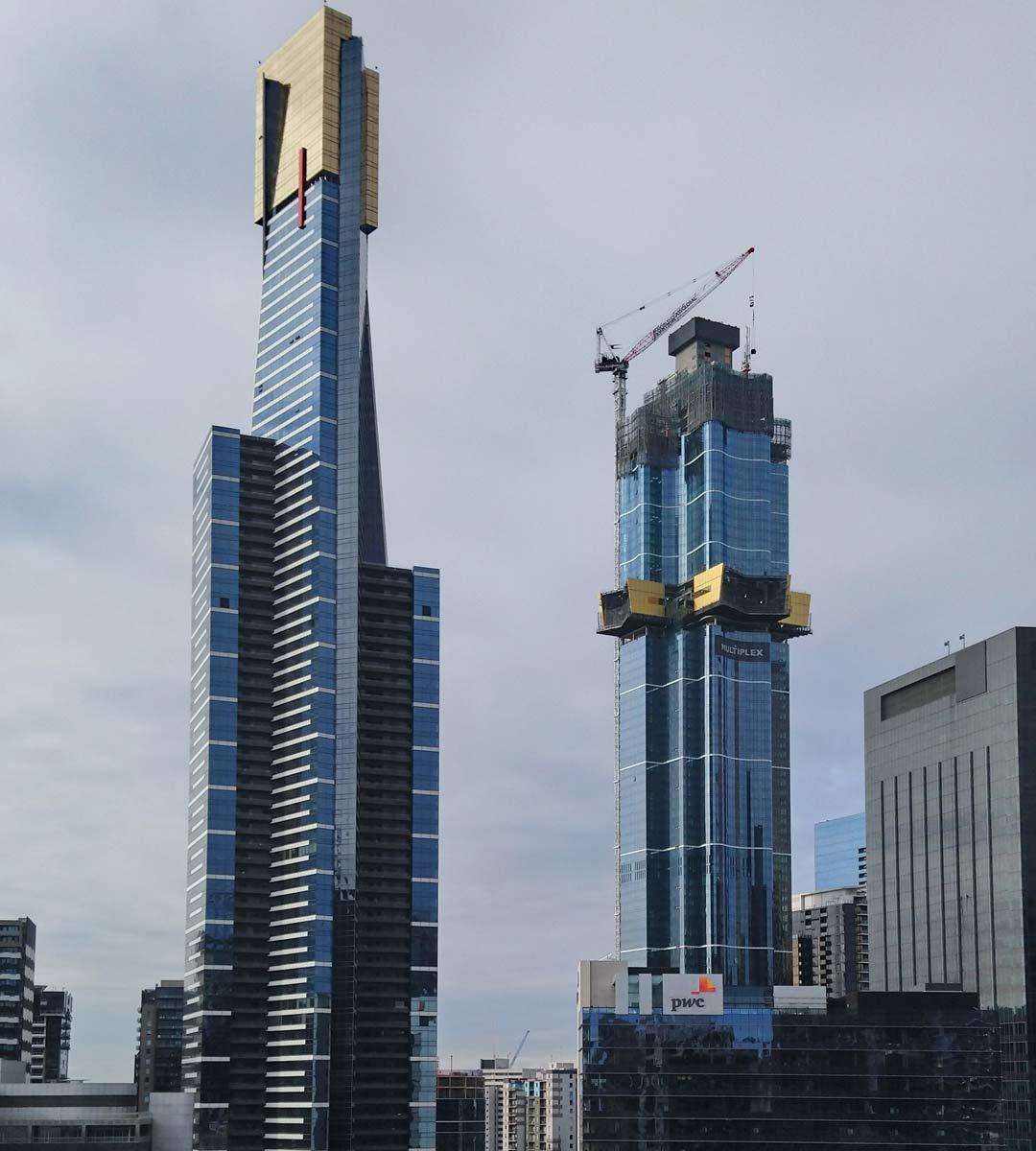Ascension Access Construction