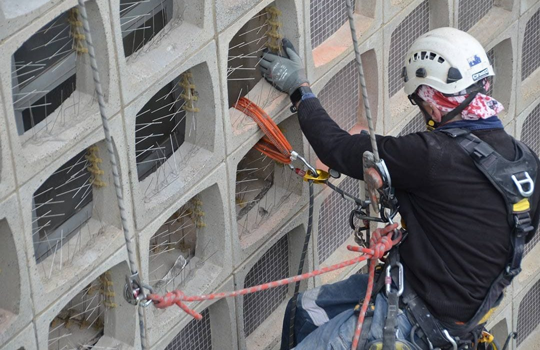 Professional Industrial Rope Access Solution