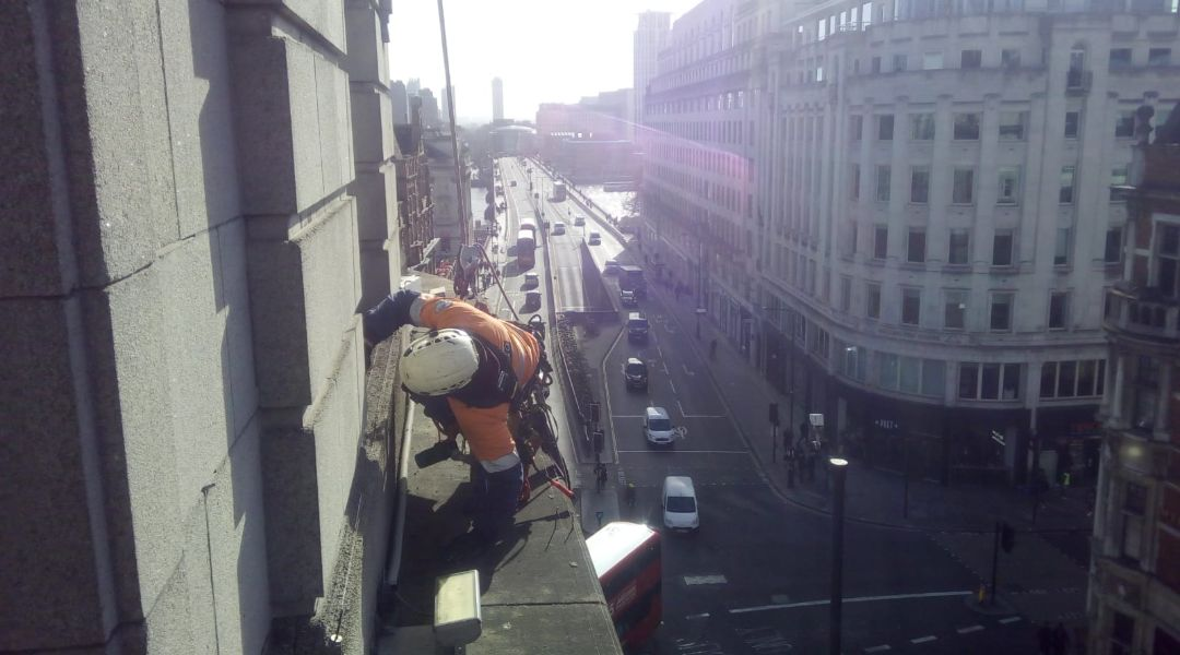 Industrial Rope Access Technicians