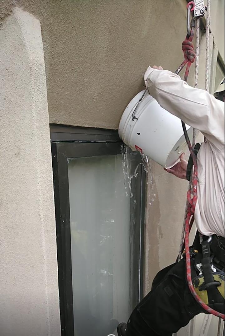 facade inspection quest hotel east melbourne