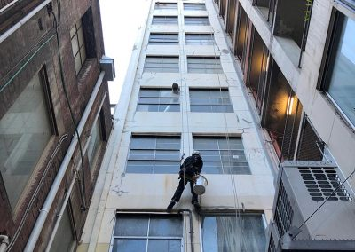 Rope Access Inspection Century Building