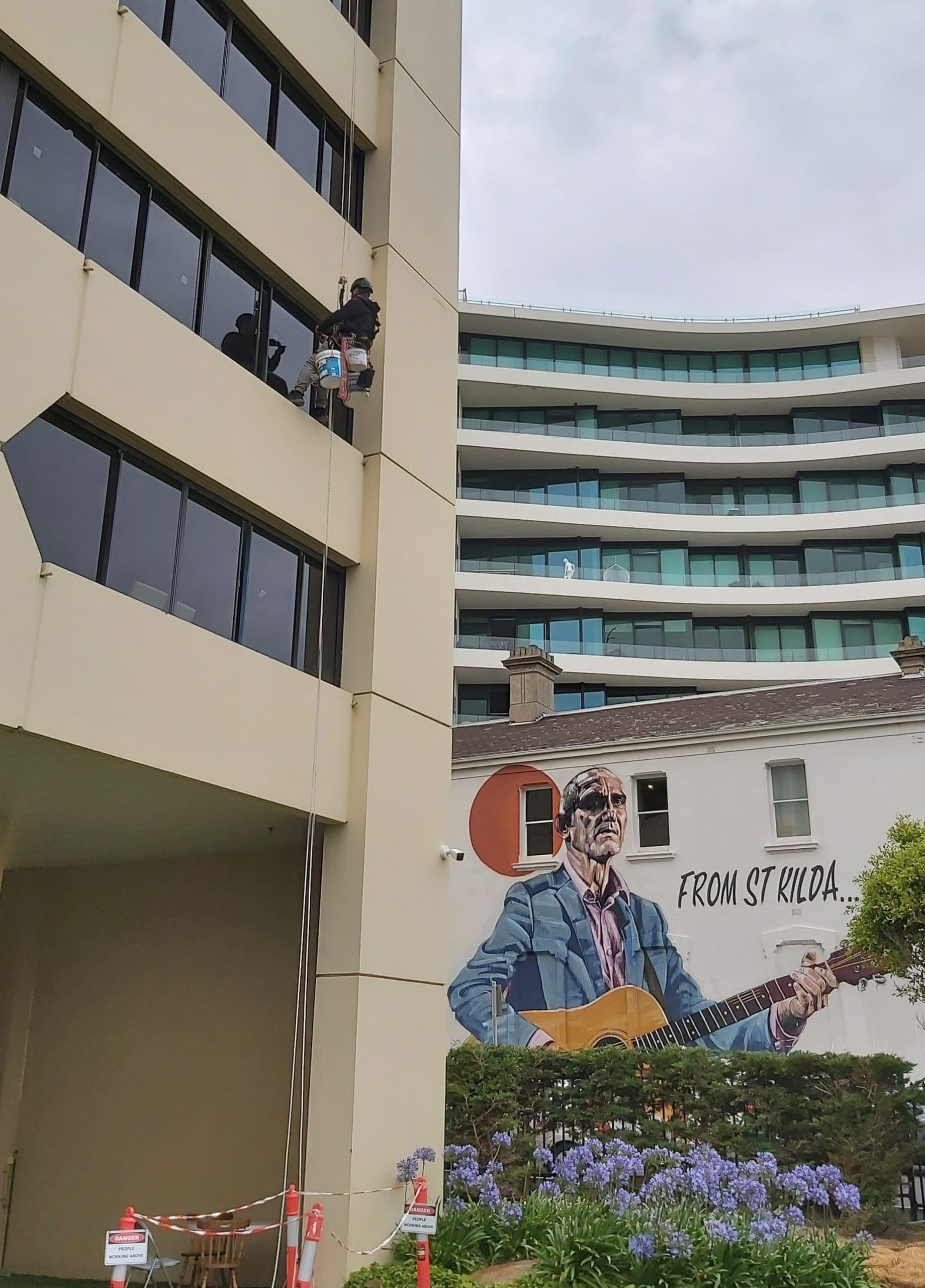 building maintenance services arrandale apartments the esplanade st kilda