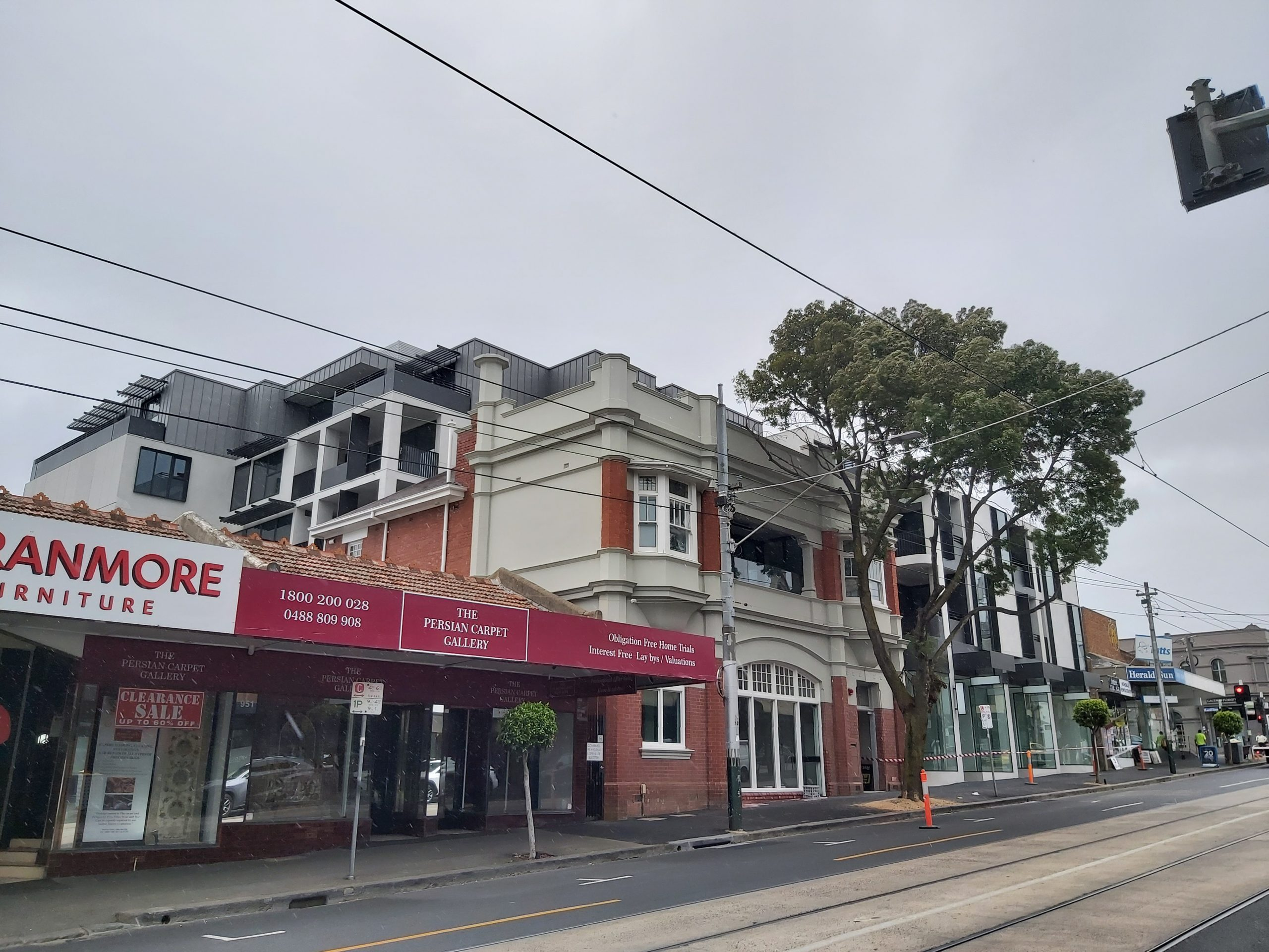 painting services high st armadale