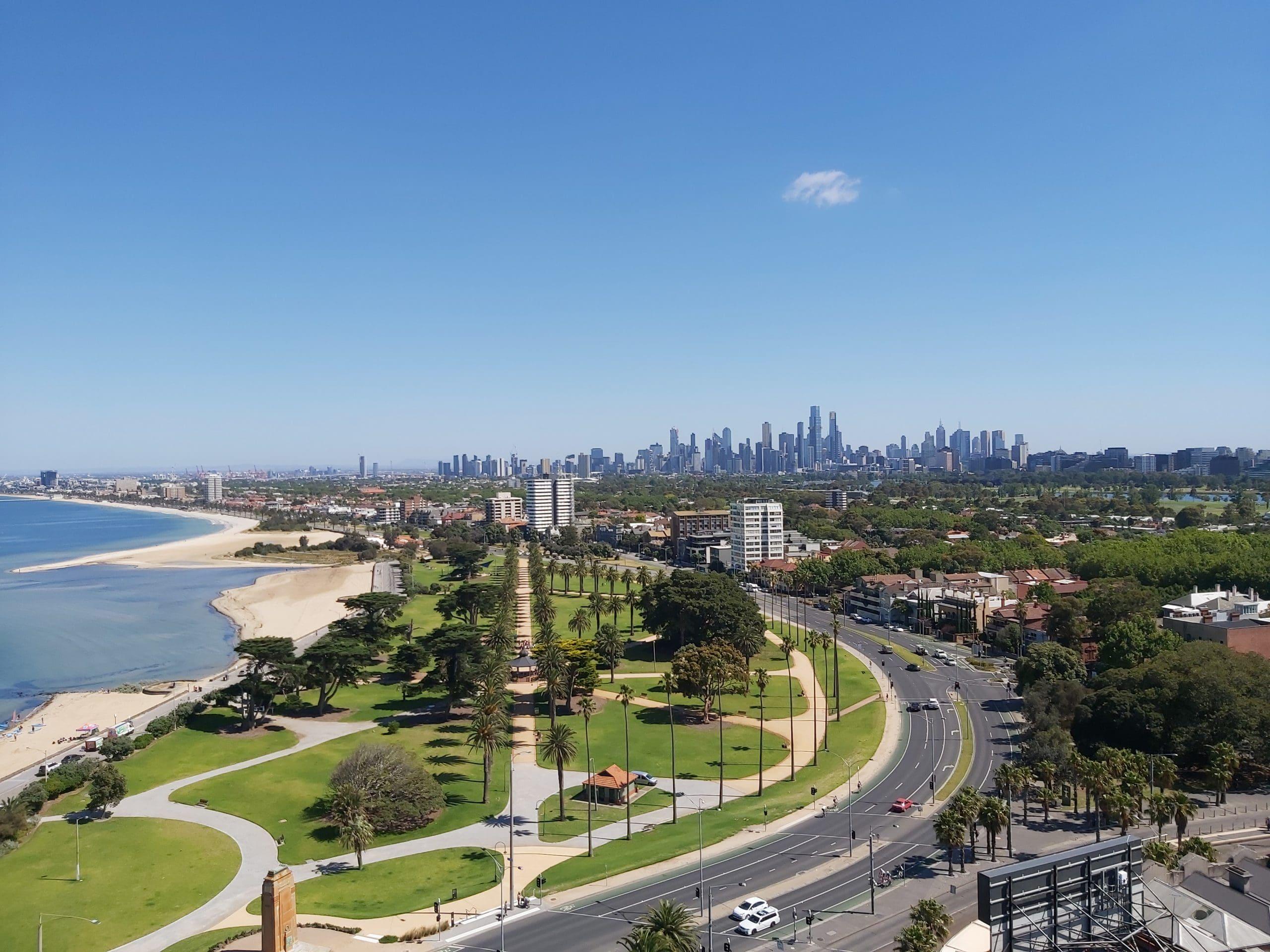 best building maintenance services arrandale apartments the esplanade st kilda