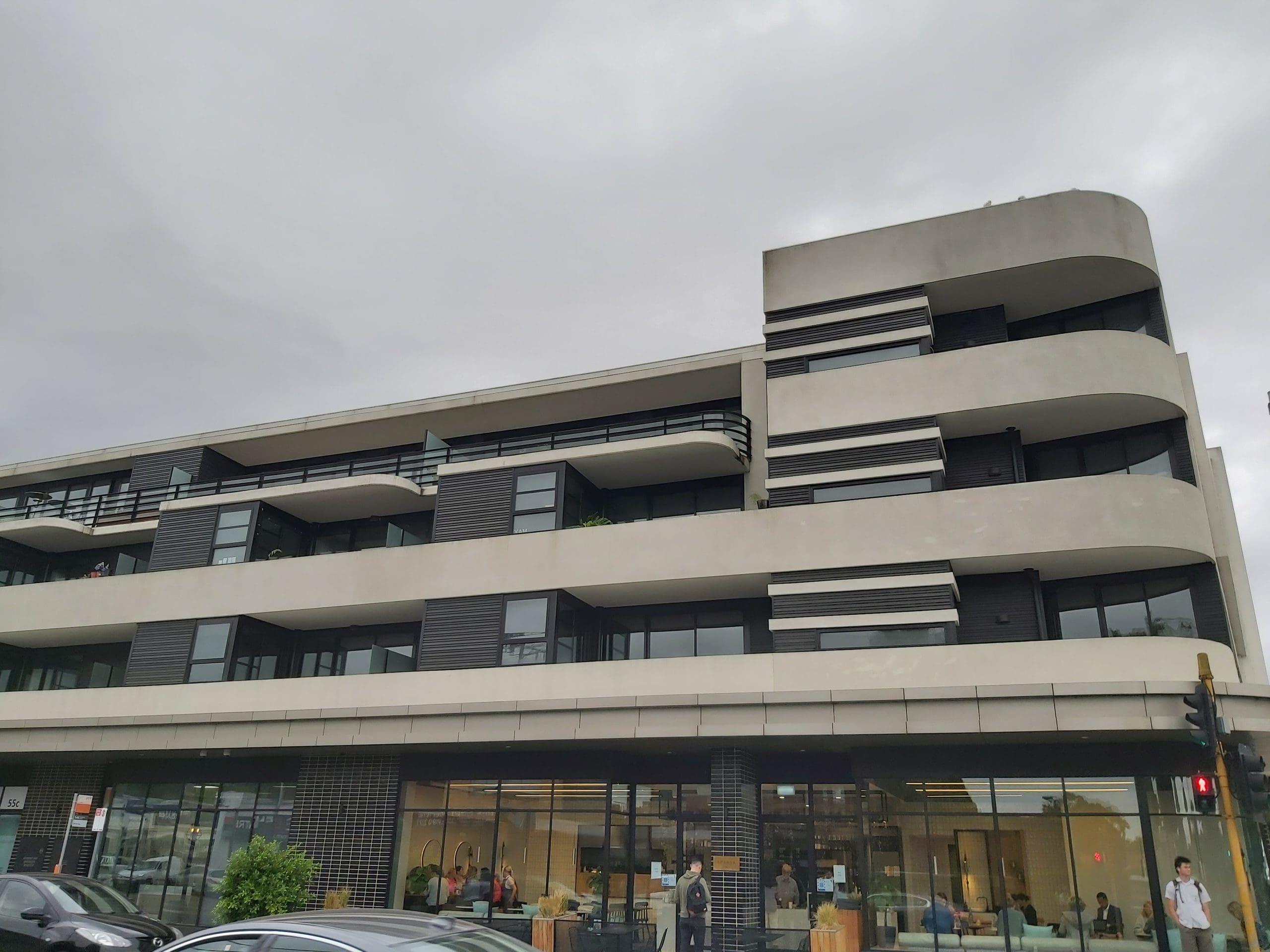 lower heidelberg road ivanhoe facade inspection