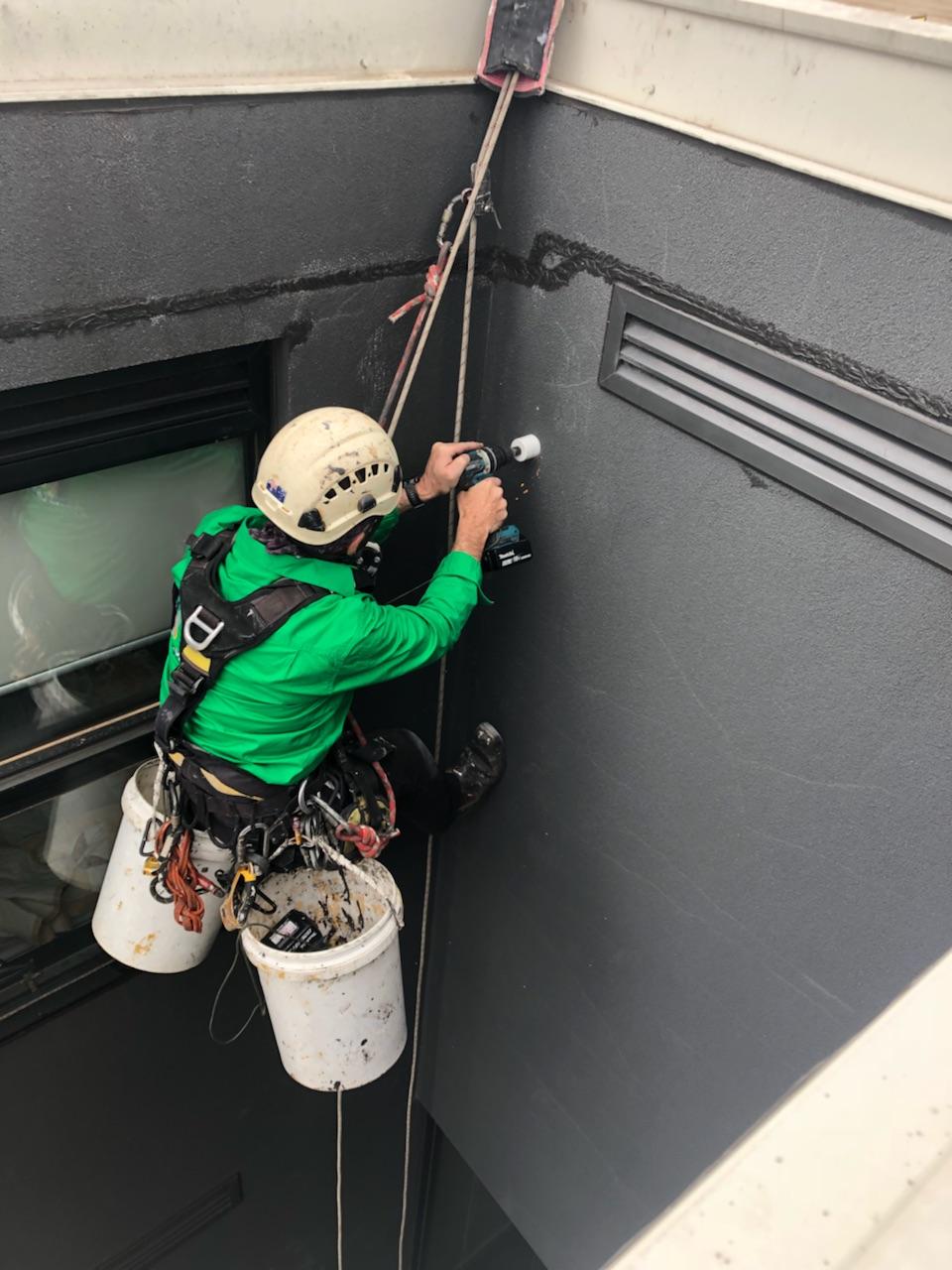 facade inspection lower heidelberg road ivanhoe