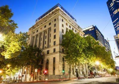 Port Authority Building Market St Melbourne